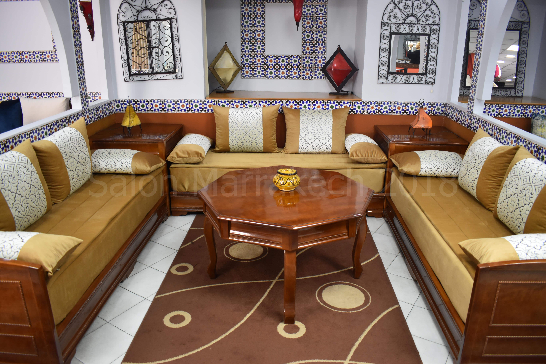 Salon Marocain Perlé