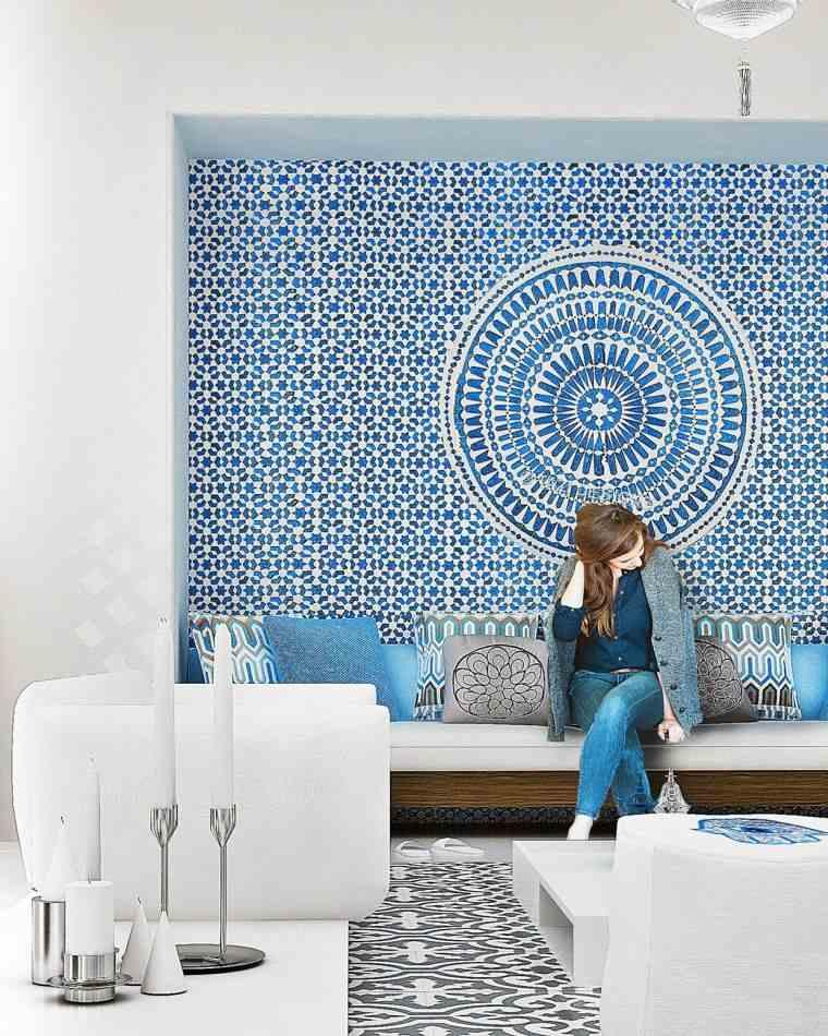 Les origines de l\'artisanat marocain - Salon Marocain ...