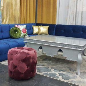 Salon Marocain Moderne sur mesure - Objets d\'artisanat marocain