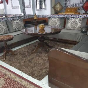 Salon Marocain Berbère Ghazaouet - Salon Marocain Moderne ...