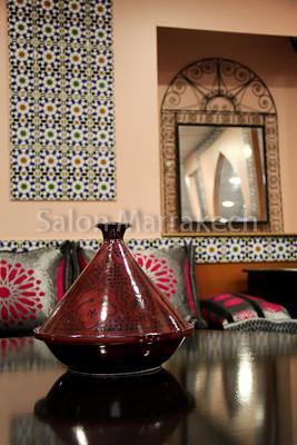 Les objets de décoration marocaine - Salon Marocain Moderne ...